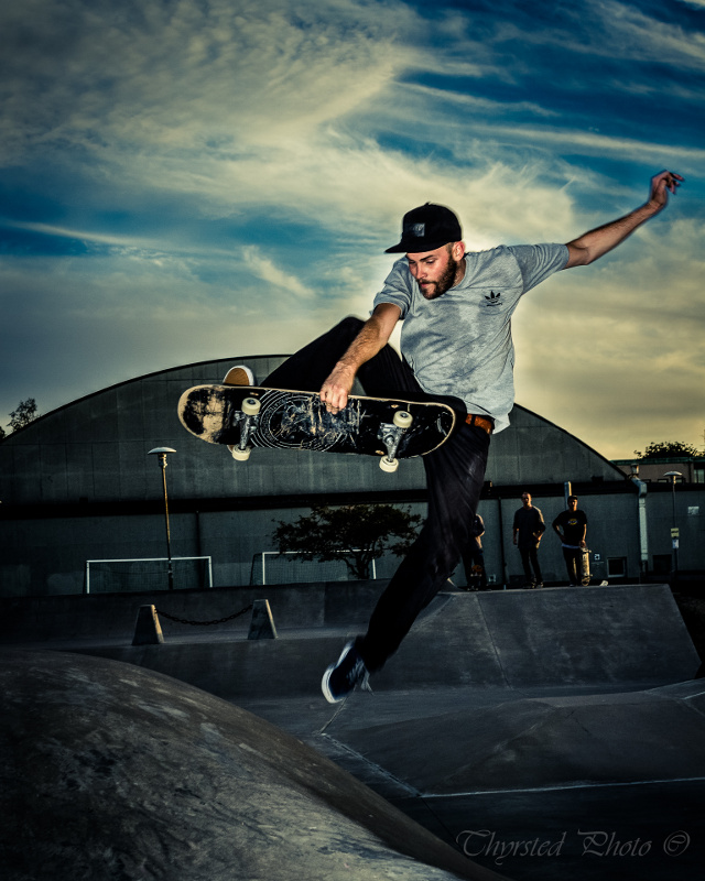 Skate 5 Foto: Christian Thyrsted
