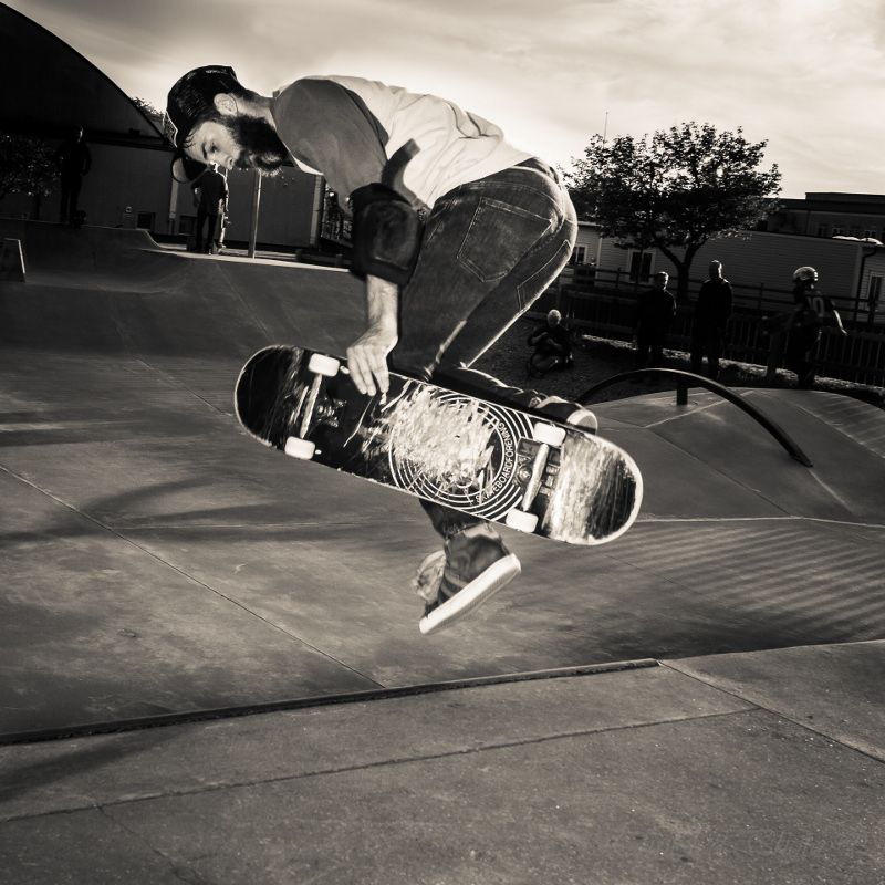 Skate Foto: Christian Thyrsted