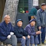4. Kinesisk ljugarbänk. Foto: Mikael Hallberg
