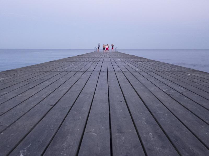 10. Bryggfoto. Foto: Magnus Karlsson