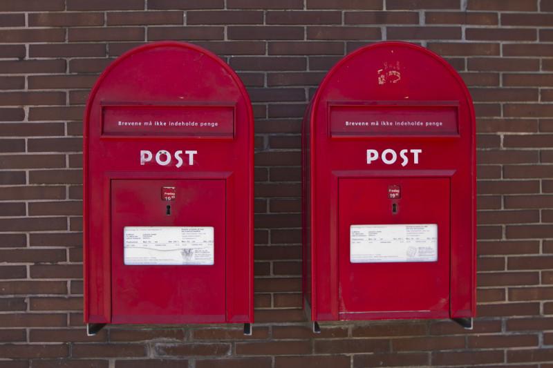 Rød og hvid. Foto: Yvonne Garblad