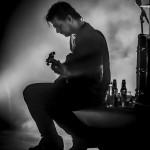 En rockmusikers liv