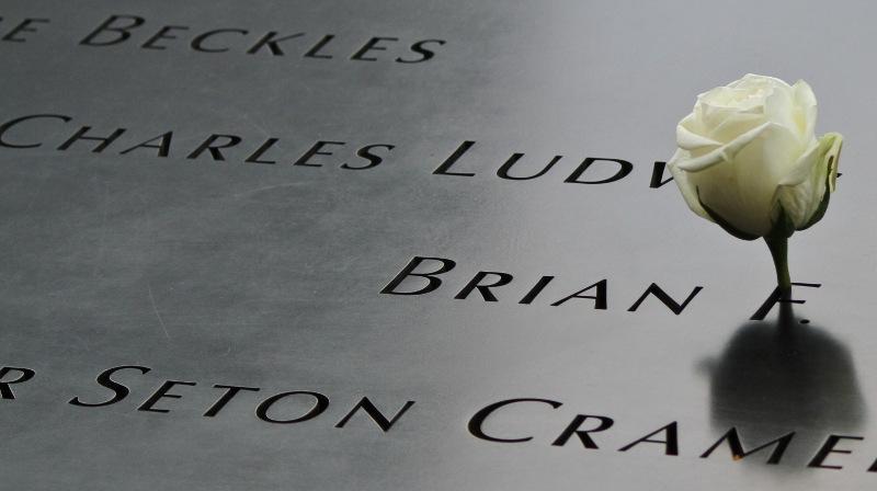 9/11 Memorial Foto: Ulla Petersson