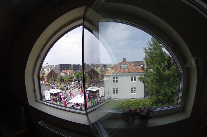 Fönster 1. Calle Fredin