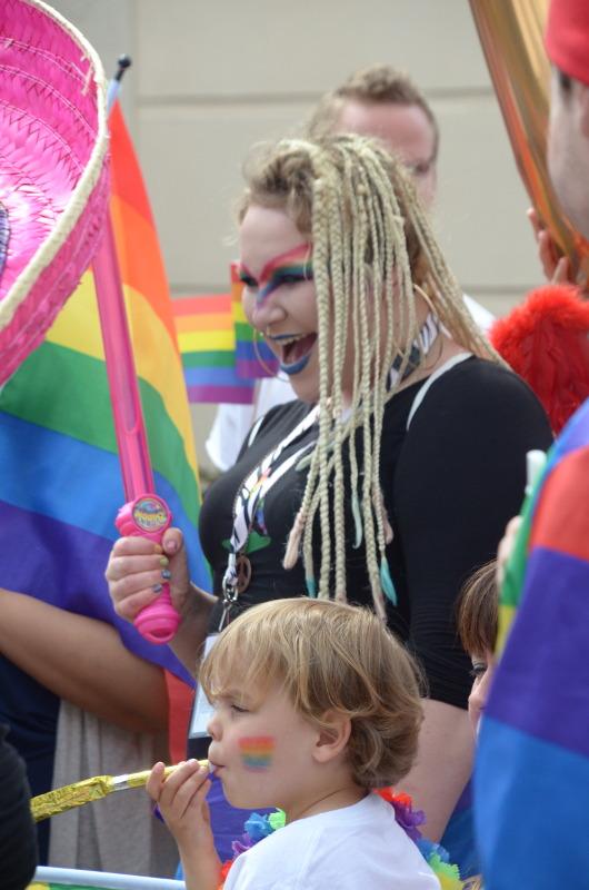 Pride 2. Lars Wallenäs