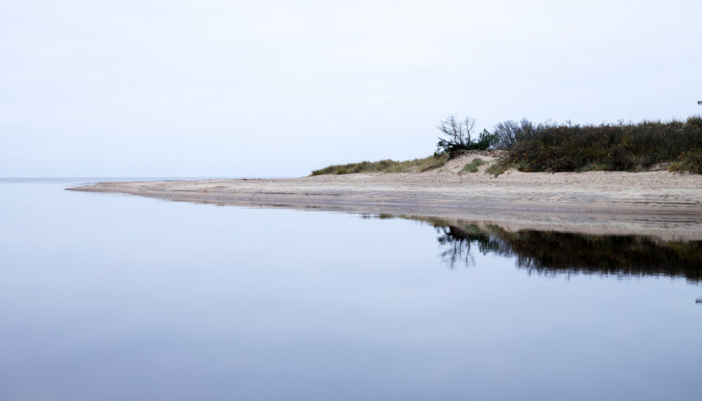 Foto: Ulla Petersson - Vid åns mynning
